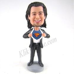 Patung Moviestar Clark Kent