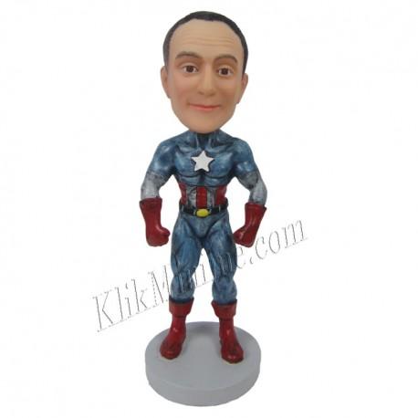 Patung Moviestar Captain America