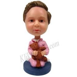 Patung Kiddies Cute Baby Doll