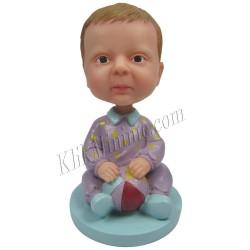 Patung Kiddies Cute Baby Ball
