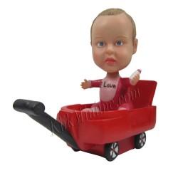 Patung Kiddies Baby Trolley