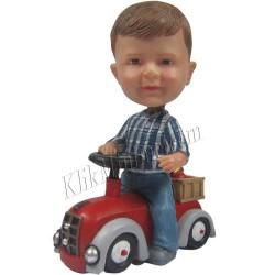 Patung Kiddies Ride Mini Truck