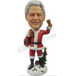 Patung Christmas Santa Man 1