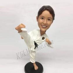 Patung Sports Karate 2