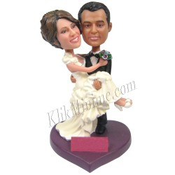 Patung Wedding Hop in Bride