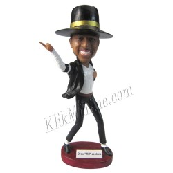 Patung Moviestar Michael Jackson