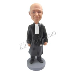 Patung Profession Prosecutor Man