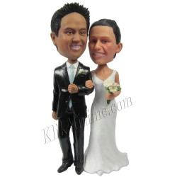 Patung Wedding Cake Topper5