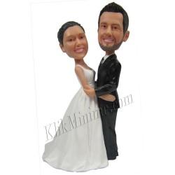 Patung Wedding Cake Topper7