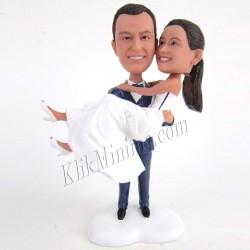 Patung Wedding Hop in Bride 2