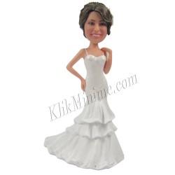Patung Wedding Maid of Honor 1
