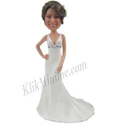 Patung Wedding Maid of Honor 2