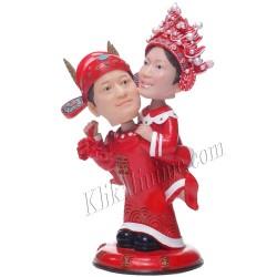 Patung Wedding Tradition Chinese