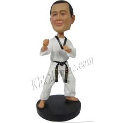 Patung Sports Karate