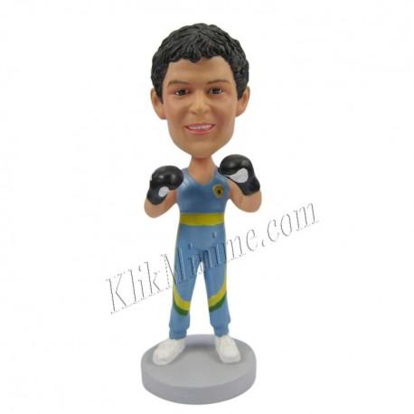 Patung Sports Boxer 2