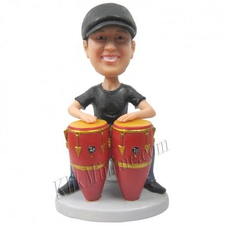 Patung Profession Drum