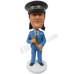 Patung Profession Trumpet