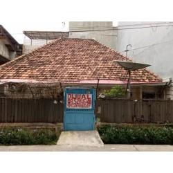 Rumah belakang Glodok