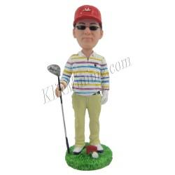 Patung Sports Golf 6