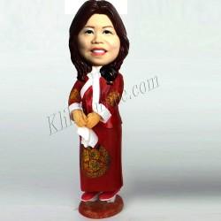 Patung Tradisi Empress China